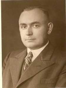 Portrait von Fritz Constantin (Foto: Familie Constantin)