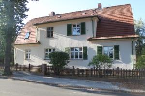 Wohnhaus der Familie Constantin in der heutigen Nordstraße (Foto: Gabriele Schluttig)